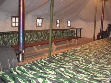 теплый шатер для зимнего корпоративного  отдыха